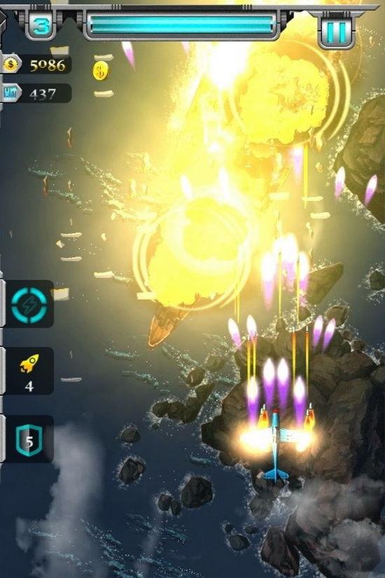 中国手游首款自研单机游戏《二战雄鹰》 将于3月19日国内首发